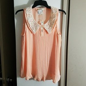 Ya Los Angeles blouse new with tags